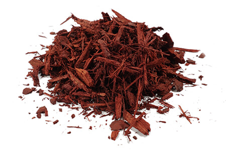 Phillips Bark Red Dyed Decorative Mulch