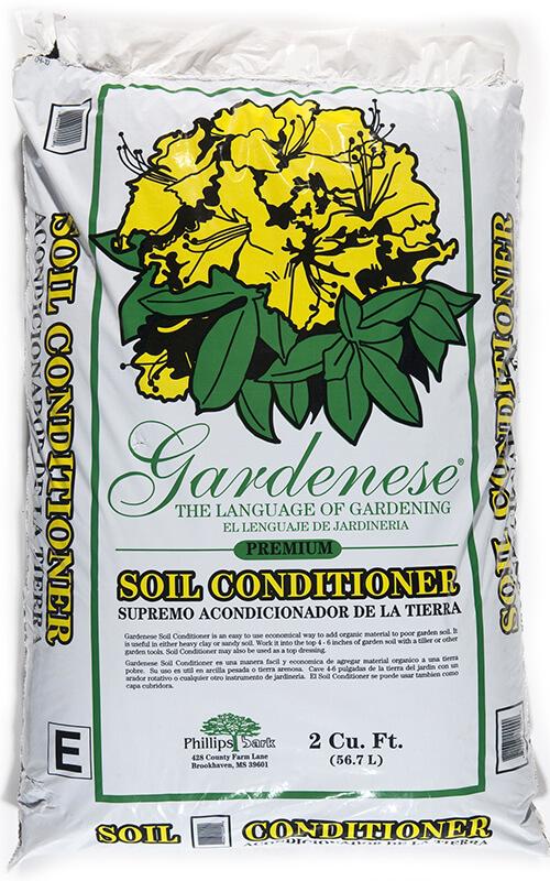 Phillips Bark Soil Conditioner
