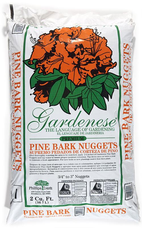 Phillips Bark Pine Bark Nuggets
